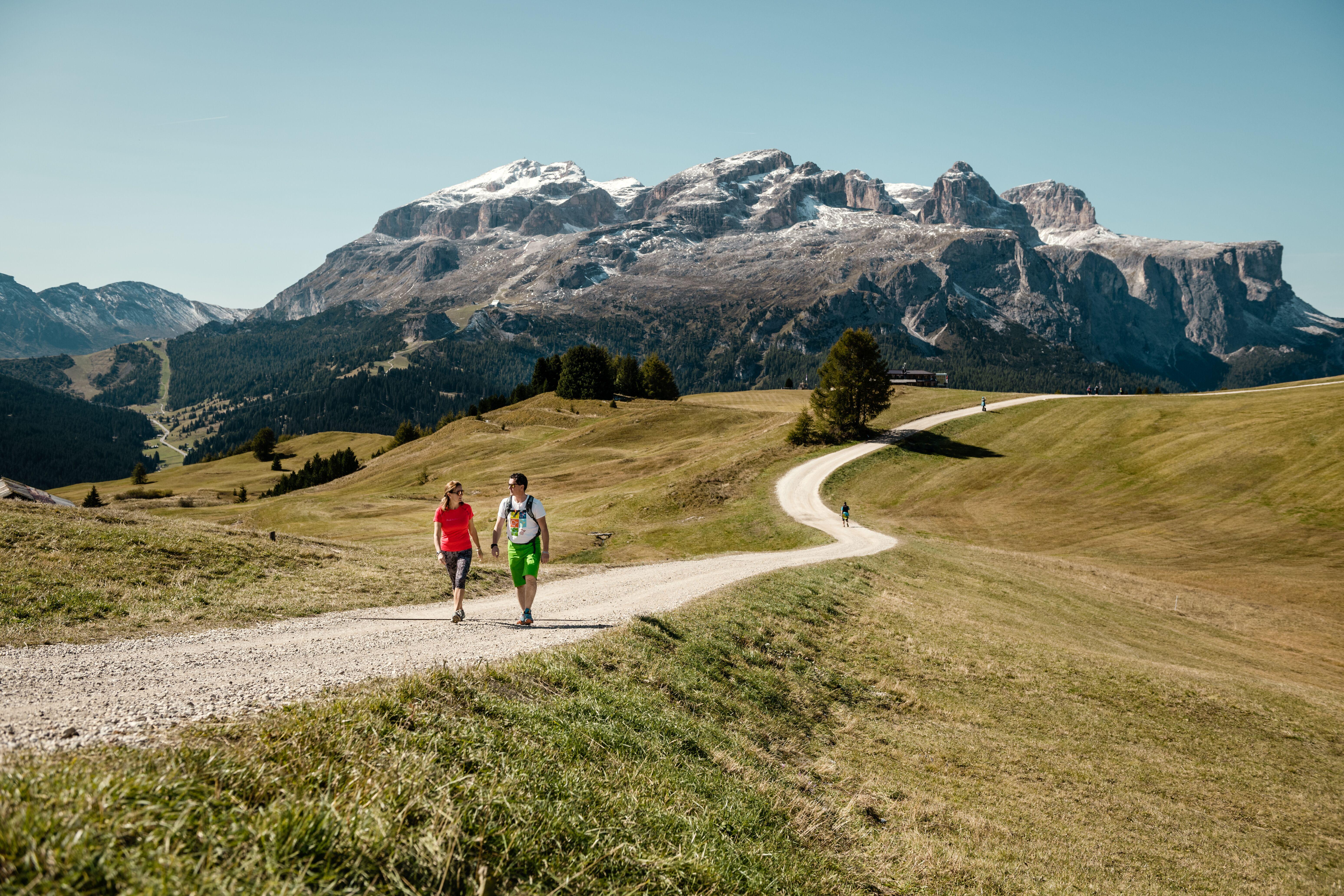 Movimënt Ski Carosello Alta Badia