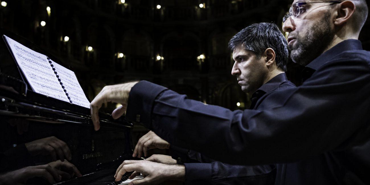 Sergio Marchegiani - Marco Schiavo Duo