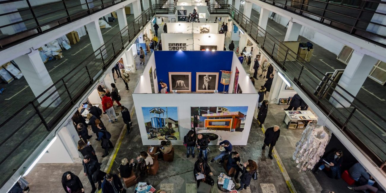 Booming alla Bologna Art Week 2020