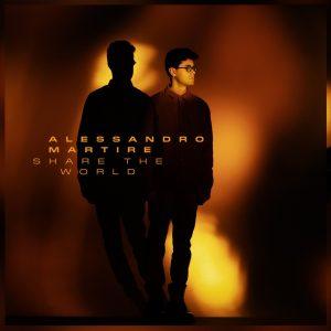"Alessandro Martire, ""Share The World"""
