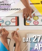"""Locandina Stati Generali """"NUOVO"""" Mondo Lavoro"""