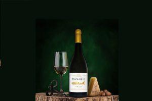 Bottiglia vino Tramaglio di Terre dell'Etruria