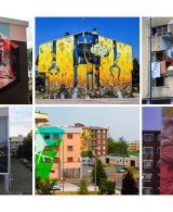 Without Frontiers, Lunetta a Colori - opere dal 2016 al 2020