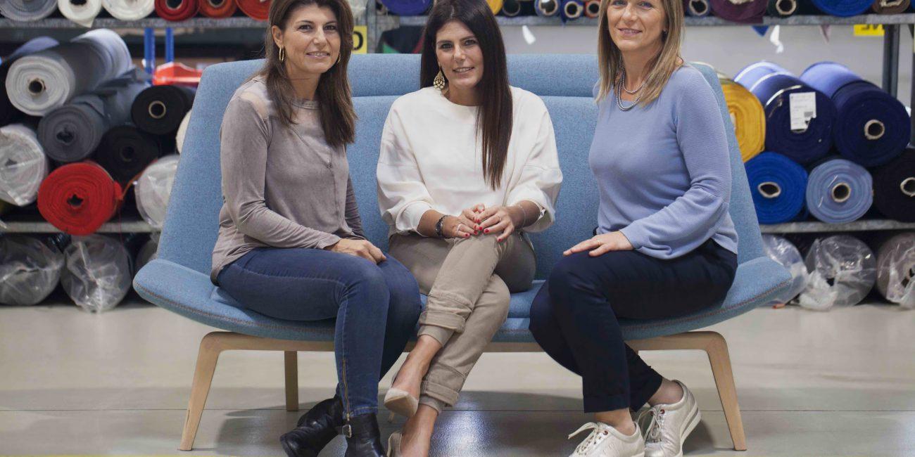 Nicoletta, Francesca e Giuliana Milani